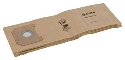 10 Pack 2607432043 Bosch Disposal Bag For GAS 35 /& GAS 55