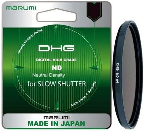 Haut de gamme Filtre Gris Neutre ND8 MARUMI ND8 Ø58mm Japon