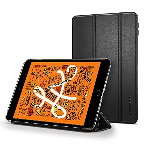 Spigen Smart Fold Works with iPad Mini 5 7.9 inch 2019 Case - Black