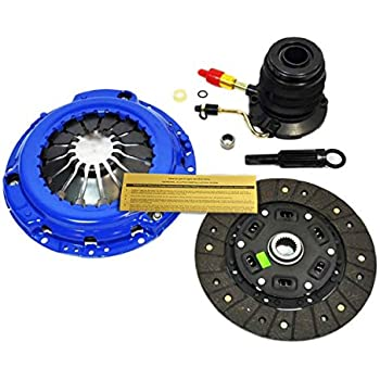 EF STAGE 1 CLUTCH KIT+SLAVE 95-10 MAZDA B2300 B2500 B3000 PICKUP 2.3L 2.5L 3.0L