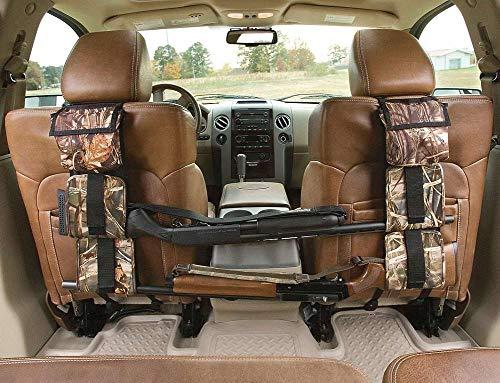 EastDeals Hunting Gun Sling, Lumsing Car Seat Back Gun Sling Organizer for Rifle Hunting,Reed Camouflage