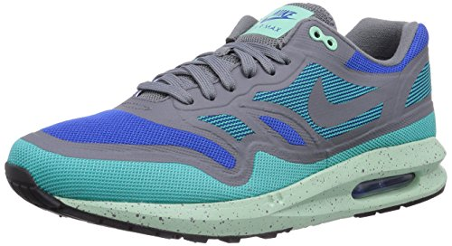 Nike Air Max Lunar1 BR, Scarpe da Corsa da Uomo Multicolore(mehrfarbig (Hyper Cobalt/Cool Grey-hypr Jd))