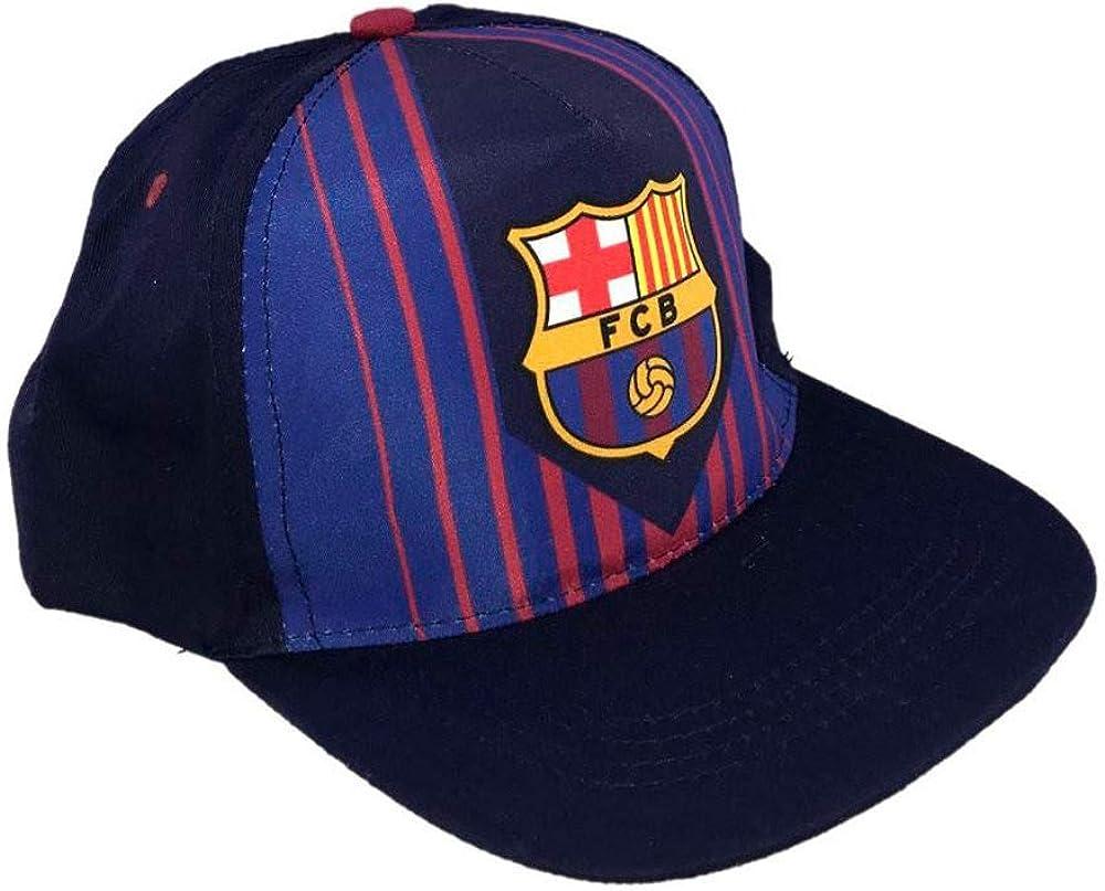 Mayal Gorra FC. Barcelona Infantil T.52-54: Amazon.es: Ropa y ...