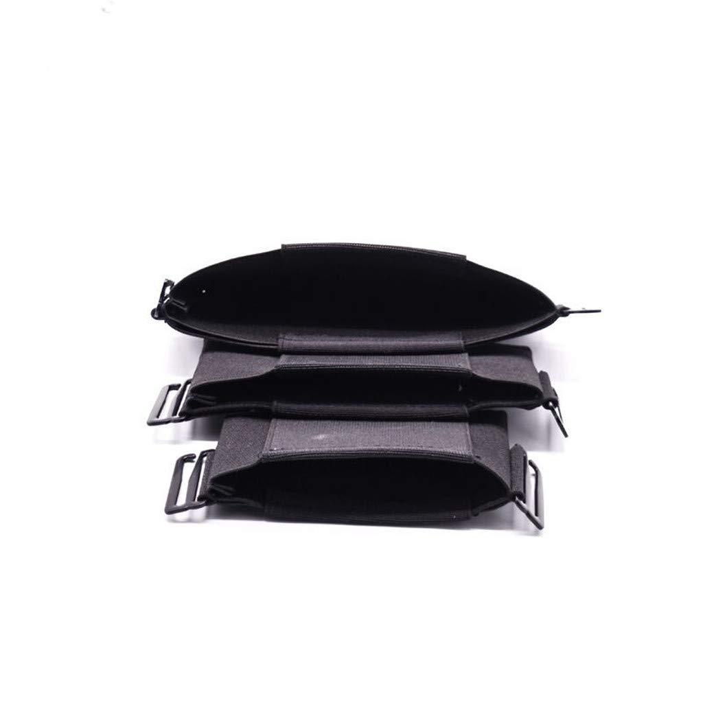 2pcs Minimalist Invisible Wallet Cnebo Waist Bag Money Belt Hidden Travel Wallets Mini Pouch for Card Phone Key Holder Organizer Sports Outdoor Unisex Men Women