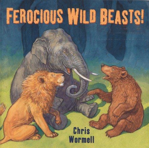 Ferocious Wild Beasts! pdf