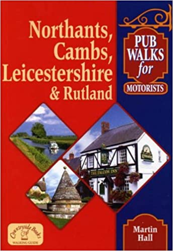 Northamptonshire Walking guidebook