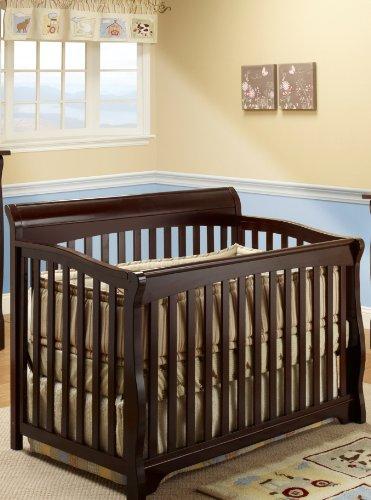 Sorelle Florence Crib with Mini Rail, ()