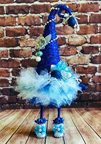 Christmas Gift. Christmas Topiary. Holliday Decoration. Home Decor. Centerpiece. Shabby Chic Christmas Tree. Table Decor. Display.