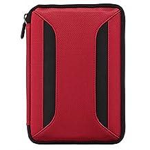 Latitude Case for iPad Mini, Red-M-Edge