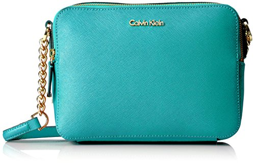 Calvin Klein Key Item Saffiano Camera Bag Crossbody