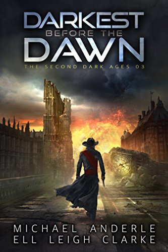 Darkest Before The Dawn (The Second Dark Ages Book 3) cover