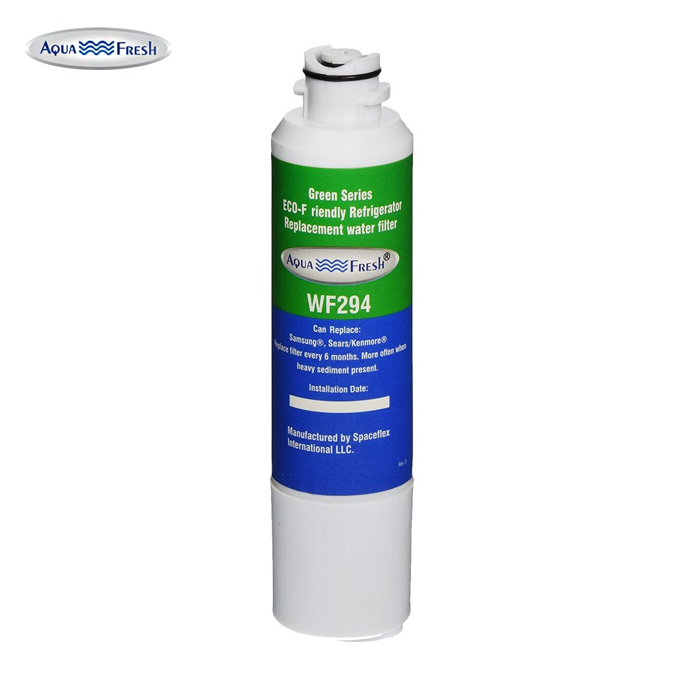 Aqua Fresh DA29-00020B / WF294 Replacement Water Filter for Samsung RFG298HDRS Refrigerator Model