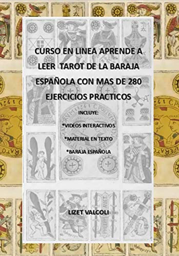 CURSO EN LINEA APRENDE A LEER TAROT DE LA BARAJA ESPAÑOLA ...