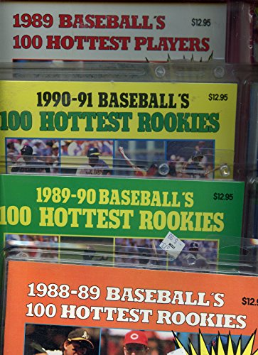 1989 1990 91 1988 Score Baseball Card 100 Hottest Players