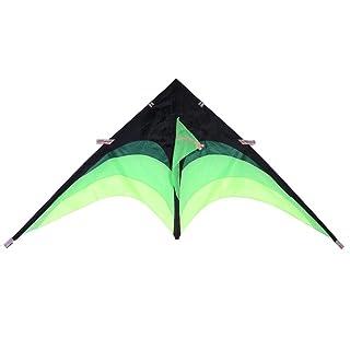 Broadroot aquiloni con stringa maniglia volante giocattoli regalo facile decollo enorme Triangle