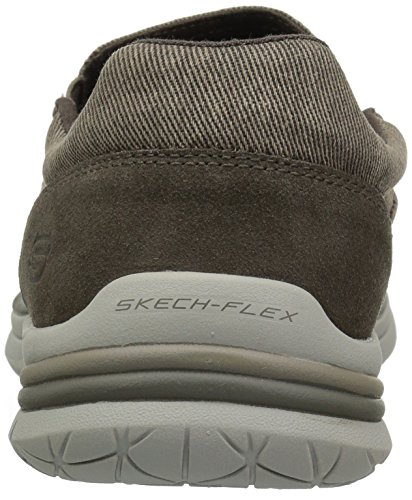 outlet store cheap price clearance purchase Skechers Men's Classic Fit-Superior 2.0-Vorado Moccasin Khaki cctKr
