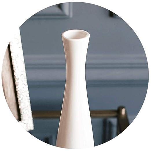 Amazon.com: Jarrón huxiuping de cerámica moderno simple ...