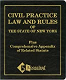 Civil Practice Law & Rules of the State of New