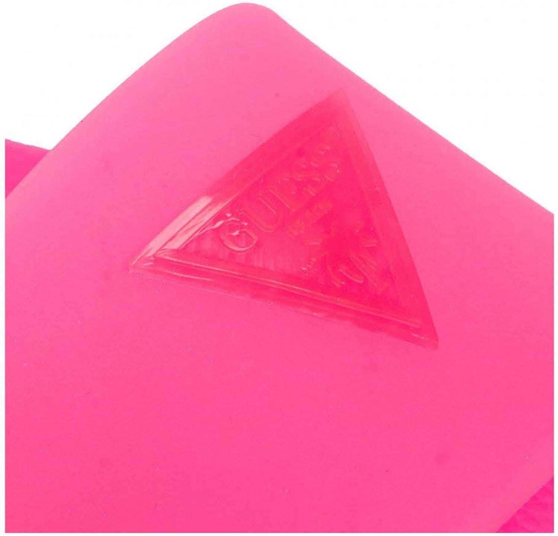 Guess Ciabatte Slide Donna Icon Fluo Art.E02Z13BB00F Pink