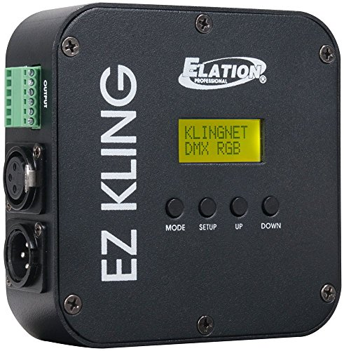ADJ Products EZ KLING IS AN RJ45 TO DMX AN by ADJ Products