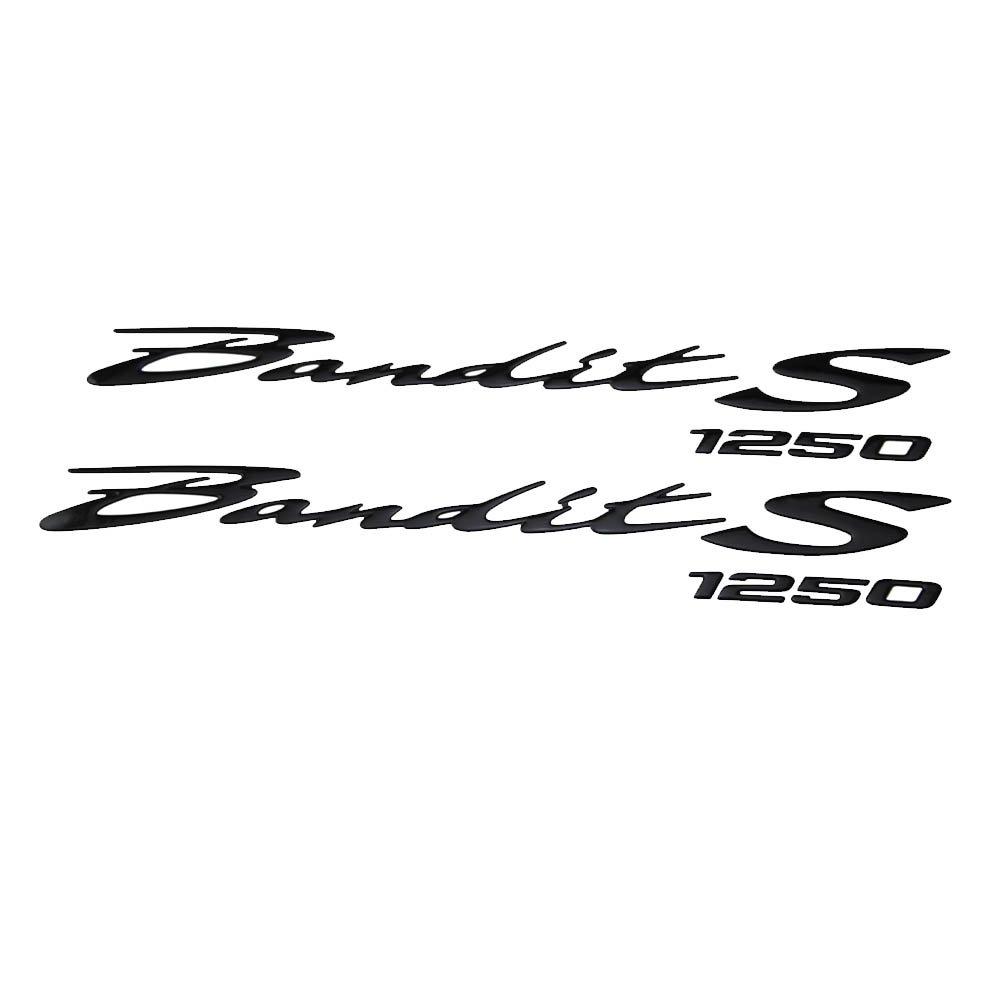 Silver PRO-KODASKIN Motorcycle 3D Raise Emblem Sticker Decal for Suzuki Bandits GSF1250