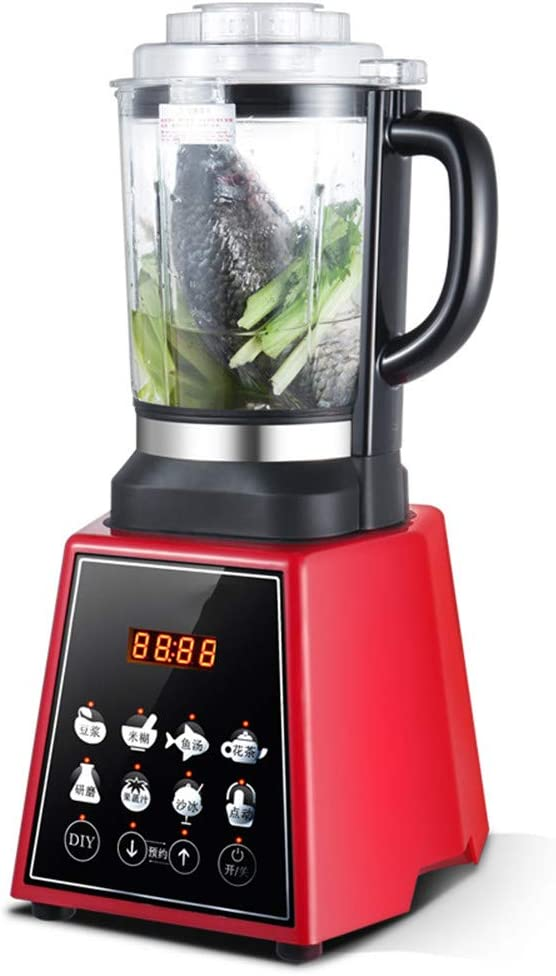 WLIXZ Countertop Blenders with Crushing Technology, 2200-Watt Base, for Smoothies, Ice and Frozen Fruit