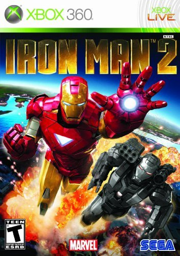 Iron Man 2 - Xbox 360 by Sega