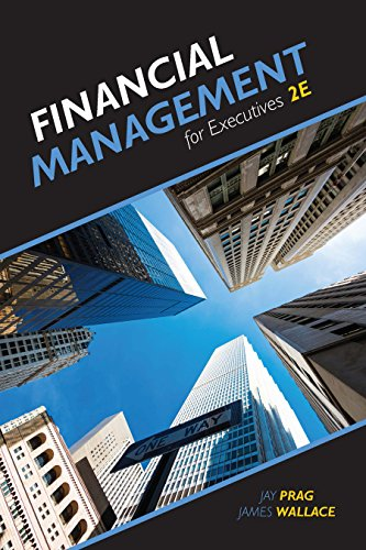 FINANCIAL MANAGEMENT FOR EXECUTIVES