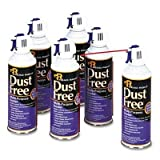 Read Right - Dustfree Multipurpose Duster 6 10Oz Cans/Pack ''Product Category: Computer Accessories/Computer Cleaning Supplies''