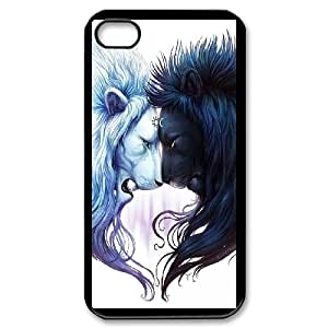 Lion Phone Case, Only Fit To iPhone 4,4S