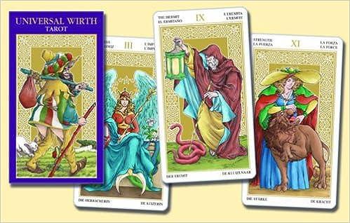 Universal Wirth Tarot: Amazon.es: Giordano Berti, Stefano ...
