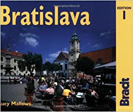 Book Bratislava (Bradt Travel Guides (City Guides))