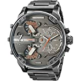 Diesel Men's DZ7315 Mr Daddy 2.0 Gunmetal Watch