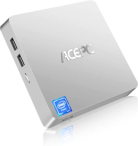 ACEPC Mini PC Windows 10 Procesador Intel Atom x5-Z8350 4GB Ram ...