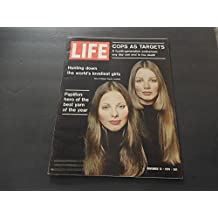 Life Nov 13 1970 Cops As Targets (Then,Not Now); Attack Of The Zombies