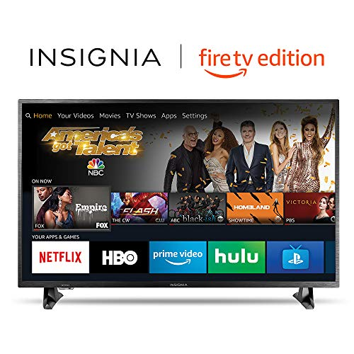 Insignia NS-43DF710NA19 43-inch 4K Ultra HD Smart LED TV HDR - Fire...