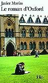 Le roman d'Oxford par Marías