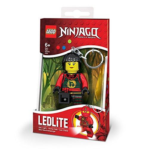 LEGO Ninjago Key Light - Nya LED Keychain Flashlight