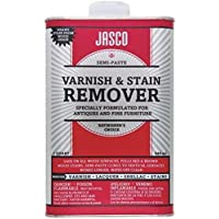 Jasco QJBV00102 Varnish and Stain Remover, 1-Quart by Jasco