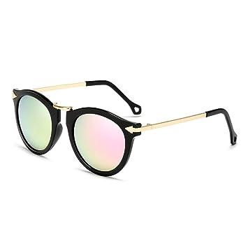 H.ZHOU Gafas de Sol Hombre Conductor Gafas de Sol Cara ...