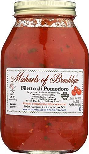Michaels Of Brooklyn (NOT A CASE) Filetto di Pomodoro Sauce