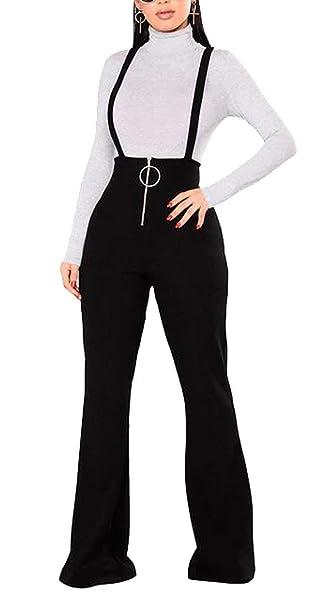 Amazon.com: Pantalones de yoga para mujer de cintura alta ...
