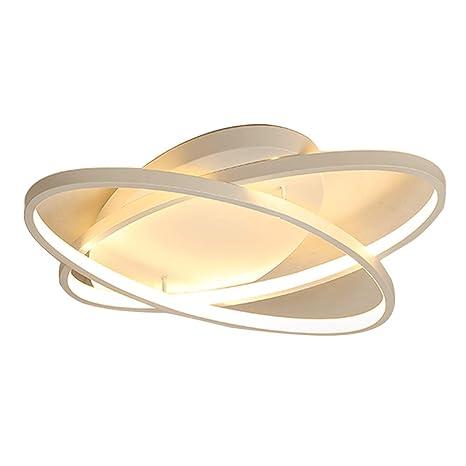 Plafones LED Lámpara de techo creativa luces de techo ...