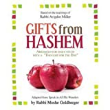 img - for GIFTS FROM HASHEM: Based on Teachings of Rabbi Avigdor Miller book / textbook / text book