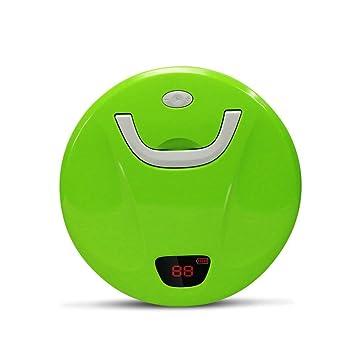 Ydq Robot Aspirado, 4 En 1 Alto Rendimiento Friega El Suelo, Barre, Aspira Y Abrillanta | Programable 24H Sistema De Limpieza Avanzado Base De Carga 860Pa: ...