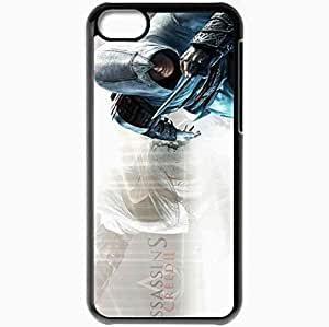 Personalized iPhone 5C Cell phone Case/Cover Skin Altair Black