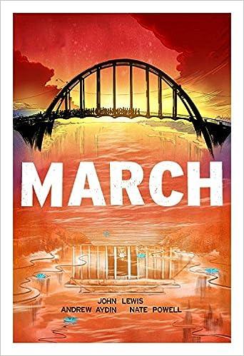 March Trilogy Slipcase Set John Lewis Andrew Aydin Nate