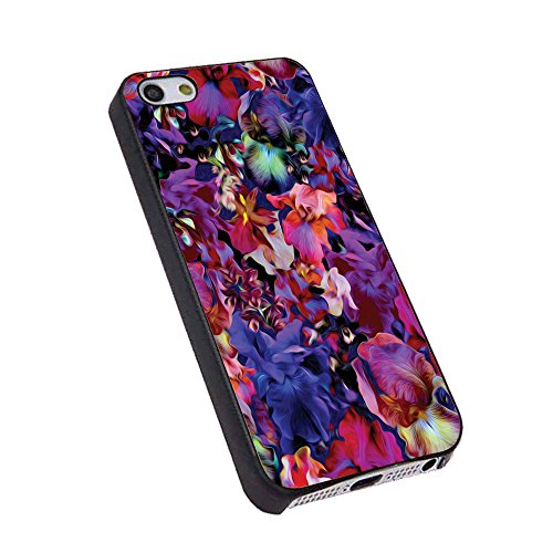 CandyShell Inked Lush Floral Pattern for iPhone Case (iPhone 6/6S black)