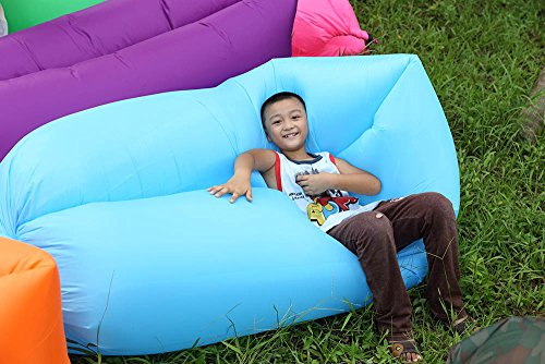 Waterproof Inflatable lounger Couch Bed Sofa Air Bag Bean Bag,air Sofa Lounger