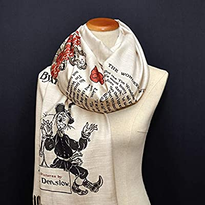 The Wonderful Wizard of Oz Scarf/Shawl: Clothing